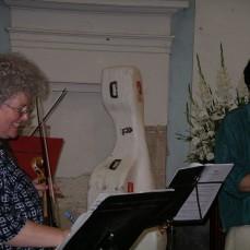 2006-06. Monica Huggett. Cordoba