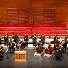 2010-11-19. Kursaal de San Sebastián. D. Fasolis. Handel, Oda a Sta. Cecilia