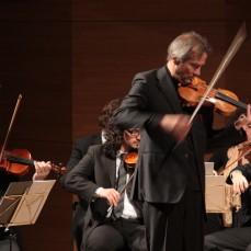 2011-03-20. Concierto. Carmignola. Mendelssohn y Schubert. FEMAS 2011