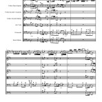 OBS. Scores. 003. Avison-Scarlatti Concerto X en Re M. SCORE