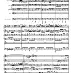 "OBS. Scores. 005. J.S. Bach, Cantata BWV 54 ""Widerstehe doch der Sünde"" (versión en Fa M.). SCORE"