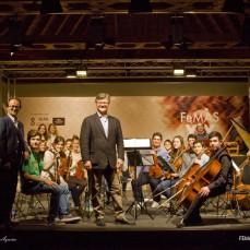 2013-03-21. Joven Orquesta Barroca de Sevilla. Director: Enrico Casazza. Fotos: José Luis Pérez Aquino