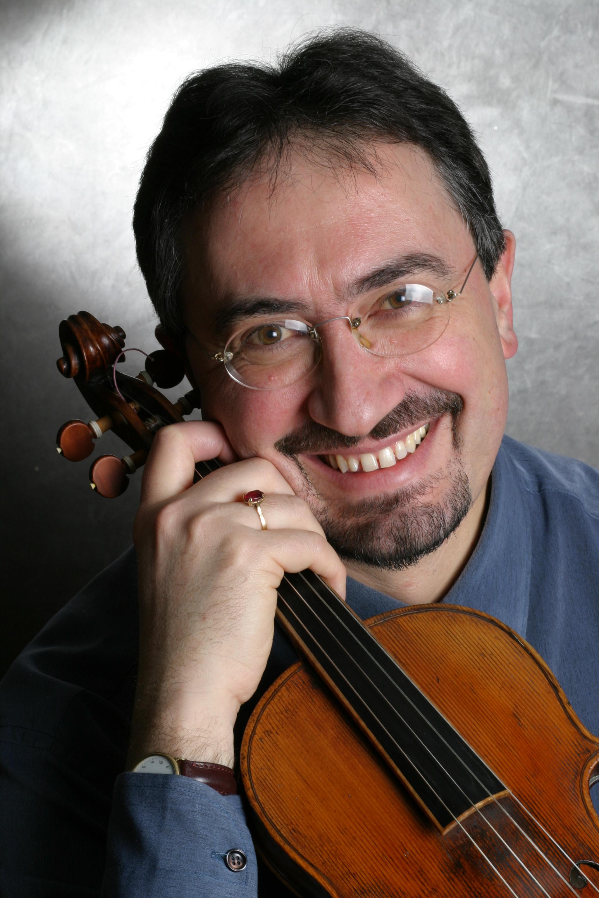 Enrico Gatti, violin