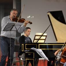 2013-10-30. E. Gatti & Solistas OBS. Homenaje a Corelli. Temporada en Sevilla 2013-2014. Fotos: Carmen Pliego