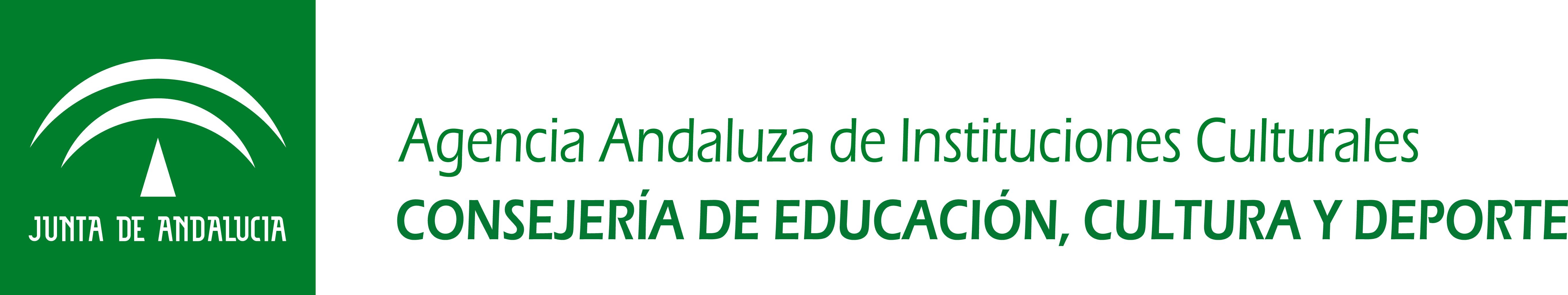 LOGO. Agencia Andaluza de Instituciones Culturales