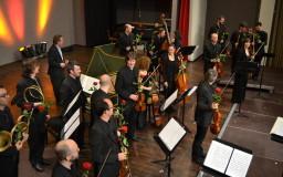 2014-04-11. Conciertos de Brandeburgo. Manfredo Kraemer. Stadtsaal Kufstein (Austria). Fotos de Carmen Pliego