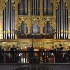 2014-06-01. Conciertos con órgano. José Enrique Ayarra. Sevilla. Fotos Ignacio Ábalos
