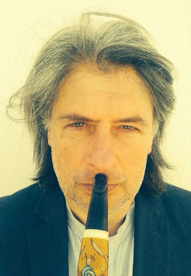 Diego Montes, clarinete