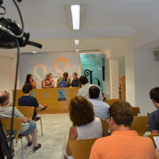 2014-09-03. Rueda de prensa. Presentación Temporada en Sevilla 2014-2015