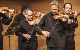 2014-05-19. Giuliano Carmignola. El virtuosismo italiano. Fotos de Marta Morera