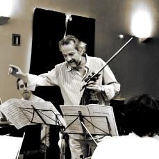 2014-05-19. Giuliano Carmignola. El virtuosismo italiano. Fotos de Sabela García