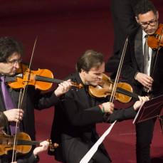2015-01-28. Música a la carta. Tafelmusik. CONCIERTO DE SANTO TOMÁS. UNIVERSIDAD DE SEVILLA. Temporada en Sevilla 2014/15. Fotos de Tomás Díaz Japón