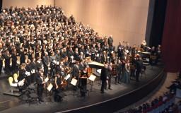 2013-12-13. Haendel, El Mesías. A. Spering, director. Auditorio de Burgos. Burgos. Ensayos y concierto. Fotos de Sabela García