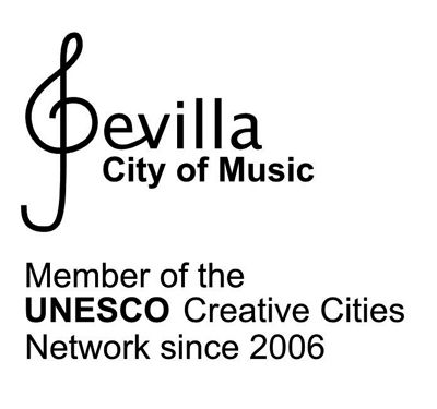 logo Sevilla City of Music