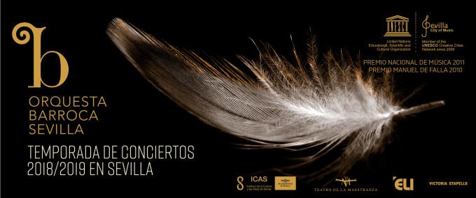 V concierto de Temporada de la Orquesta Barroca de Sevilla
