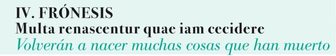 2020-03-03y04. Botánica epistolar. Alfredo Bernardini. Temporada en Sevilla 2019/2020