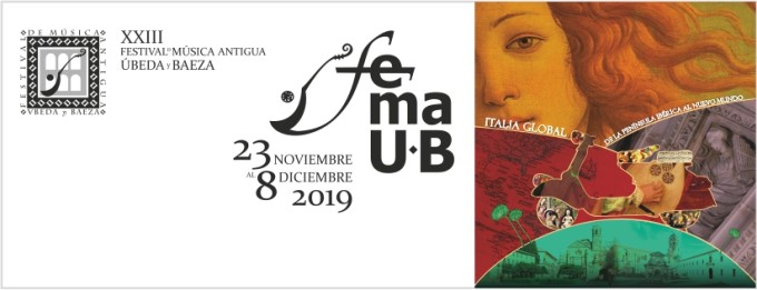 El XXIII Festival de Música Antigua de Úbeda y Baeza (FeMAUB) recibe este sábado a la Orquesta Barroca de Sevilla