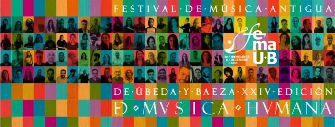 La OBS y el clavecinista Alfonso Sebastián, invitados en el Festival de Música Antigua de Úbeda y Baeza