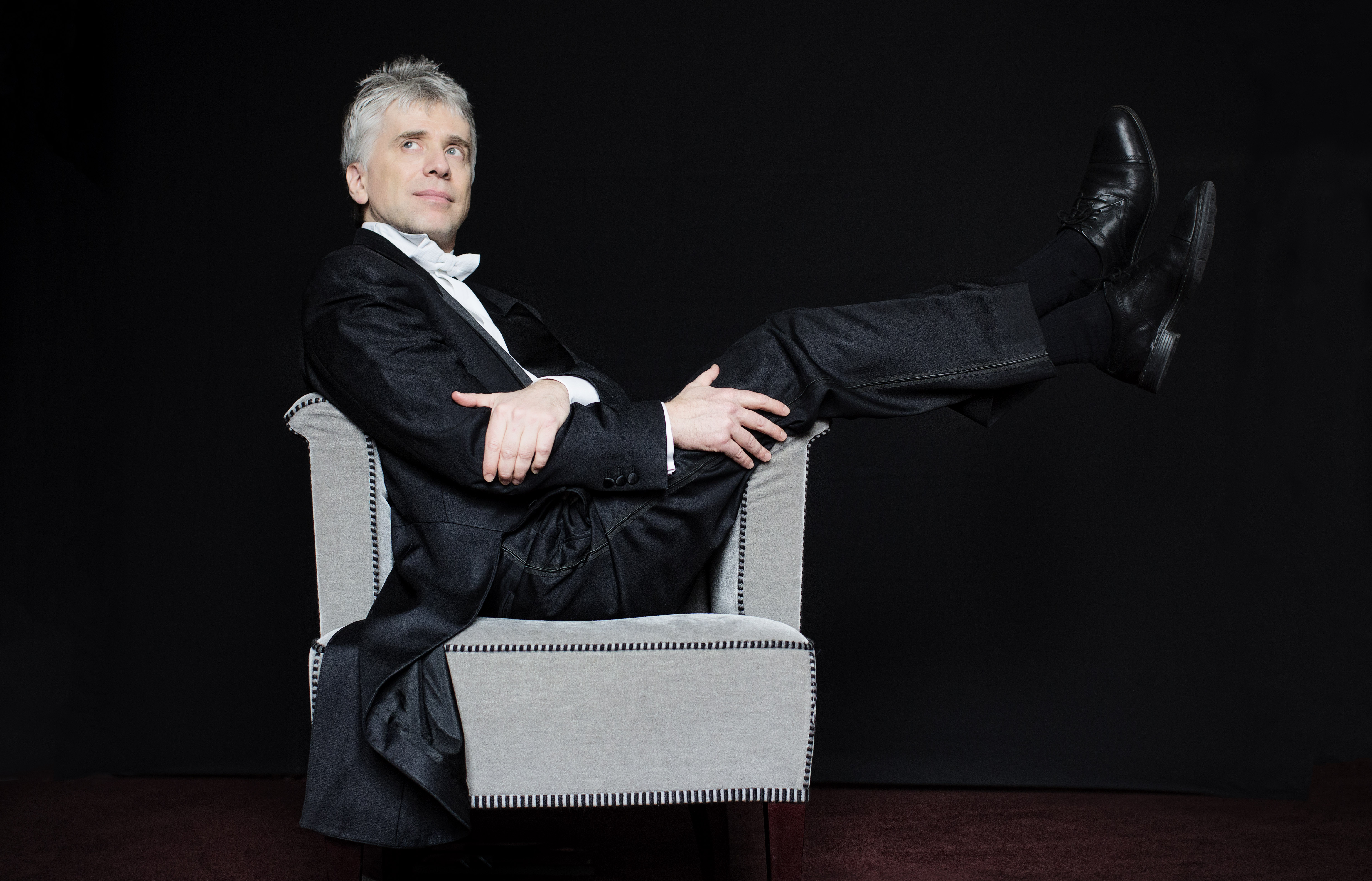 2022-03-20. Suites orquestales de Bach. Giovanni Antonini. CNDM