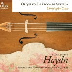 CD5-01. Track01. Haydn, Sinfonía nº 13, en Re mayor (Hob I-13) – Allegro molto