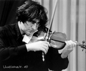 Pedro Gandía Martín, violín