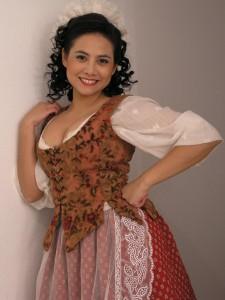 Soledad Cardoso, soprano