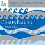 CD4-14. Baguer, Sinfonías. Sinfonía nº 5 en Re M., Allegro assai